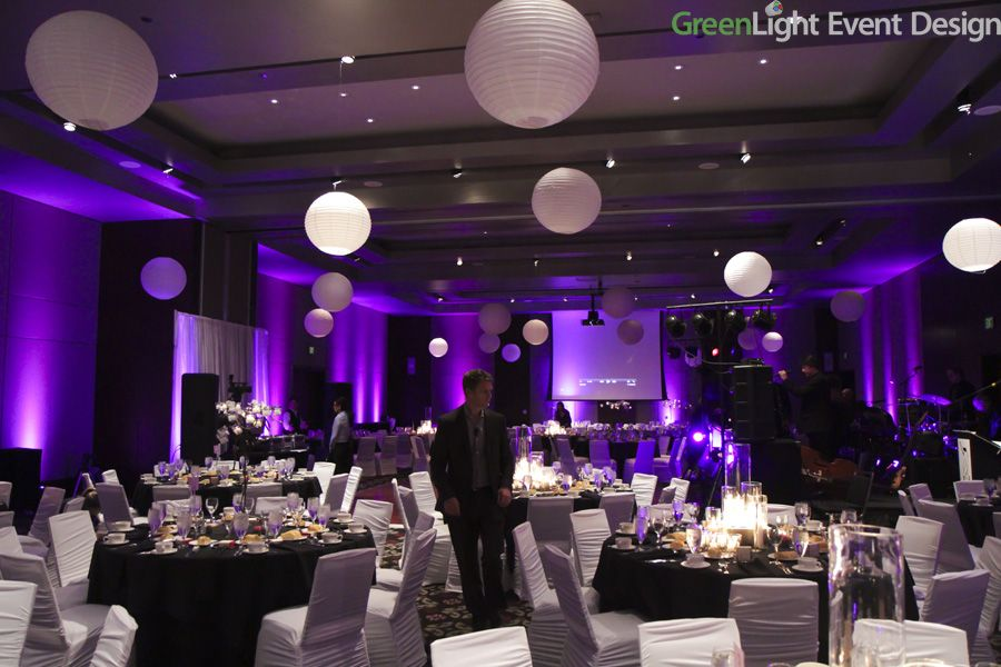 W Hotel Seattle Wedding Lighting by Greenlight Event Design featuring wireless battery-powered LED & W Hotel Seattle Wedding Lighting by Greenlight Event Design ... azcodes.com