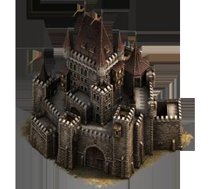 latest (300×268) Model castle, Buildings artwork