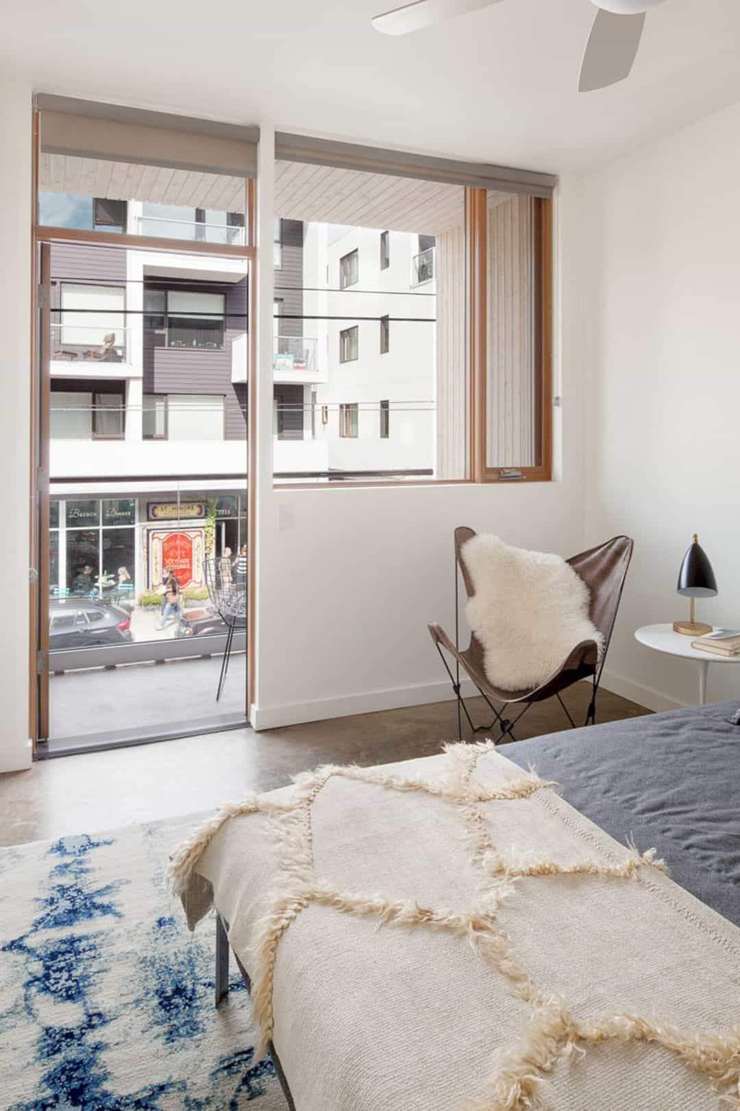 Courtyard Housing OneBedroom and Studio Apartments with