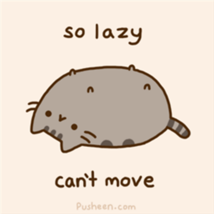 ca51961977 Pusheen Lazy - ROBLOX