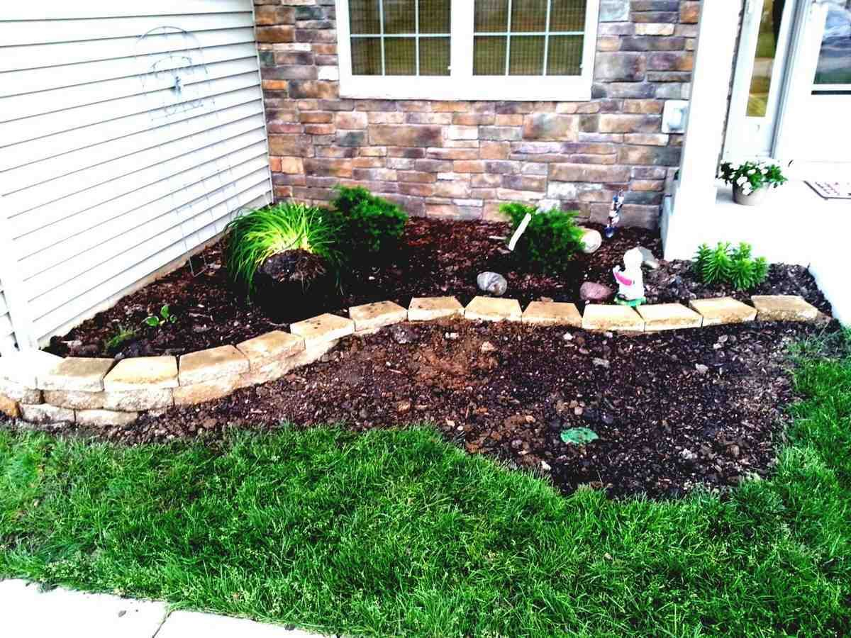Simple Front Yard Landscaping Ideas On A Budget simple front yard landscaping ideas on a budget | front yard