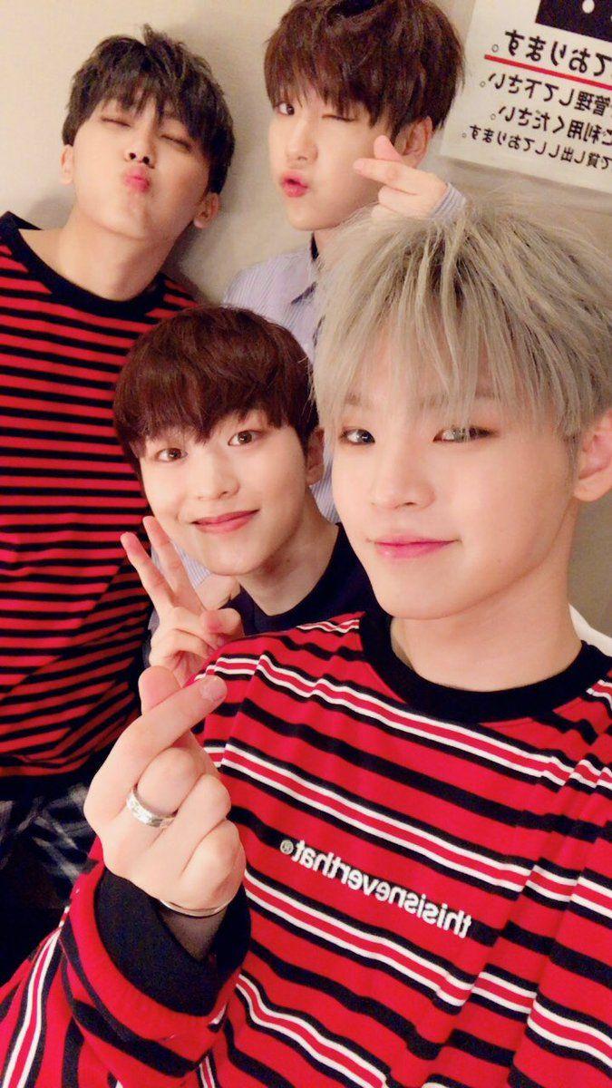 온앤오프 (ONF) on (With images) Kpop guys, Boy groups, Asian