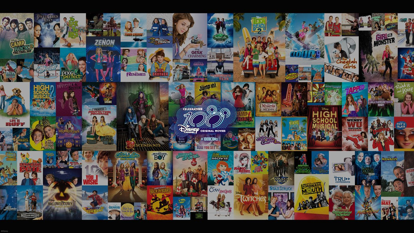 The Complete Disney Channel Original Movie Schedule Is