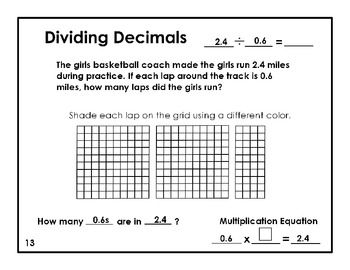 dividing decimals word problems teaching ideas dividing decimals teaching math math classroom. Black Bedroom Furniture Sets. Home Design Ideas