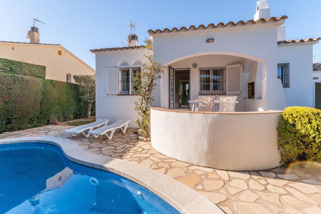 Location Vacances Espagne Belvilla Maison De Vacances L Escala