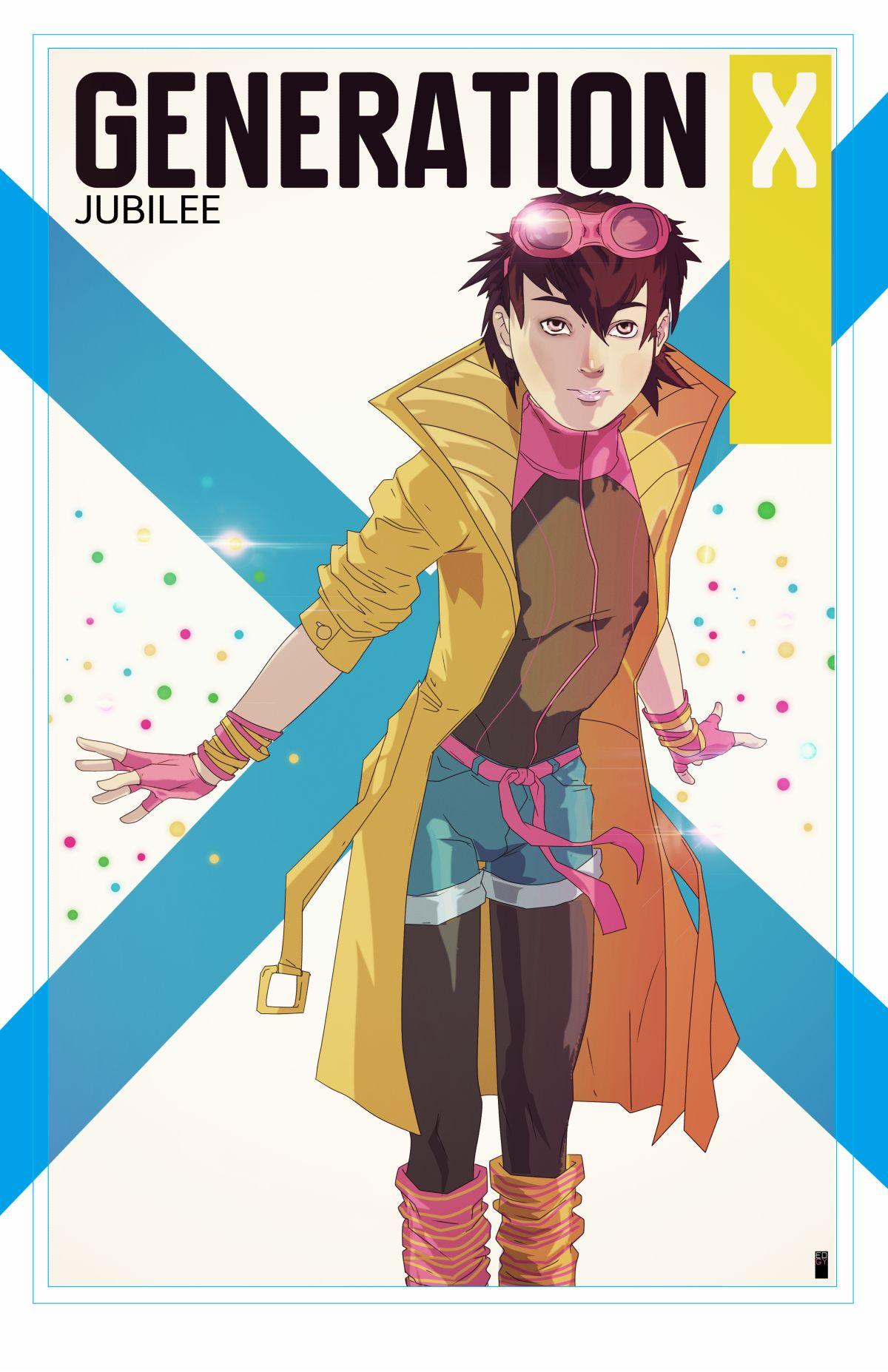 Fan art series:Generation x on Behance