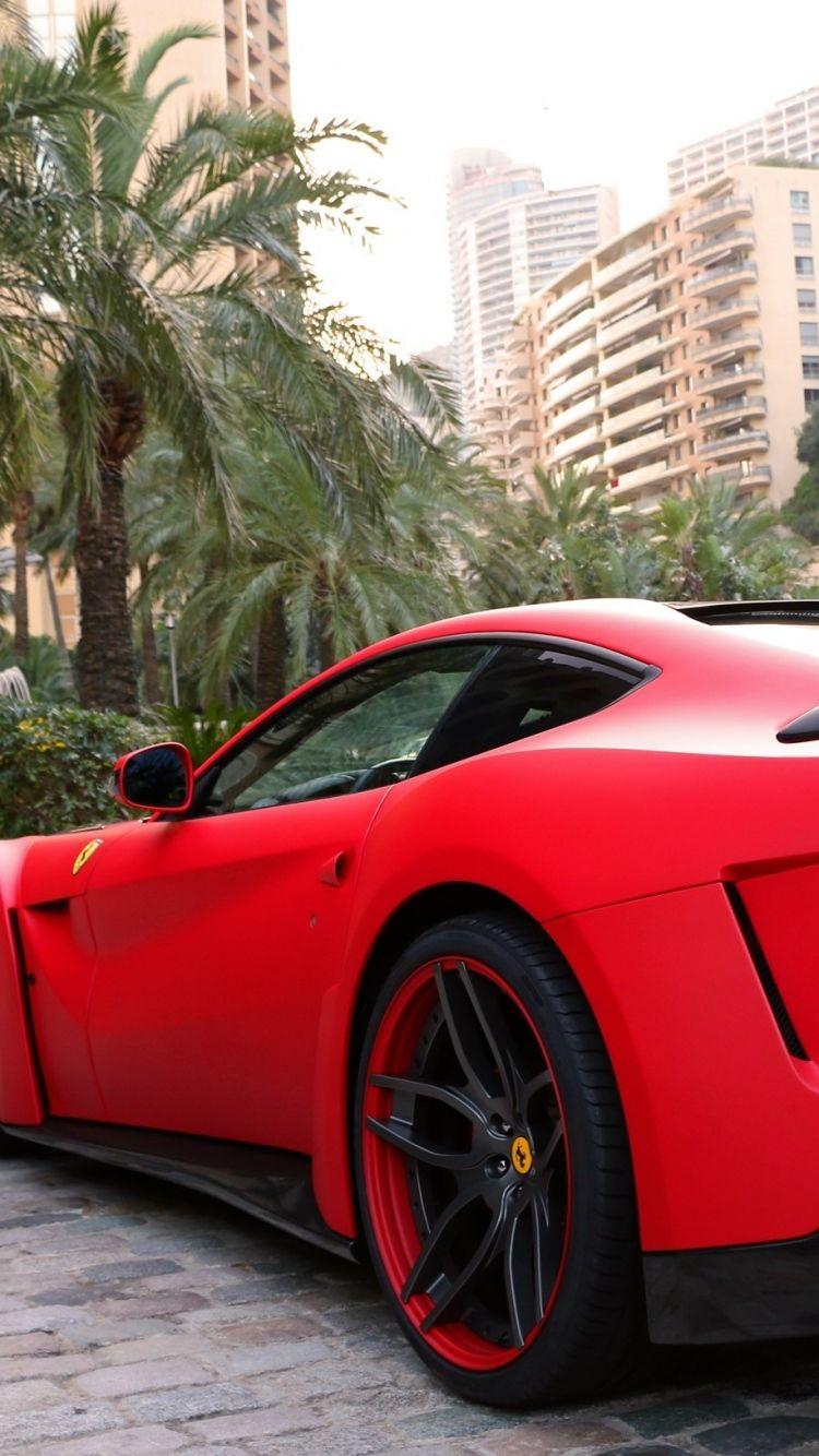 Iphone 6 Ferrari Wallpapers Hd Desktop Backgrounds 750x1334 Oboi