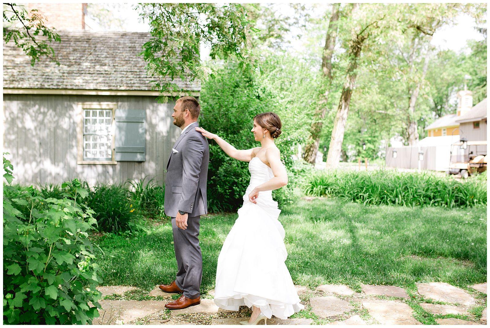 Allison and Karl Wedding, Waterloo Village, Stanhope, New