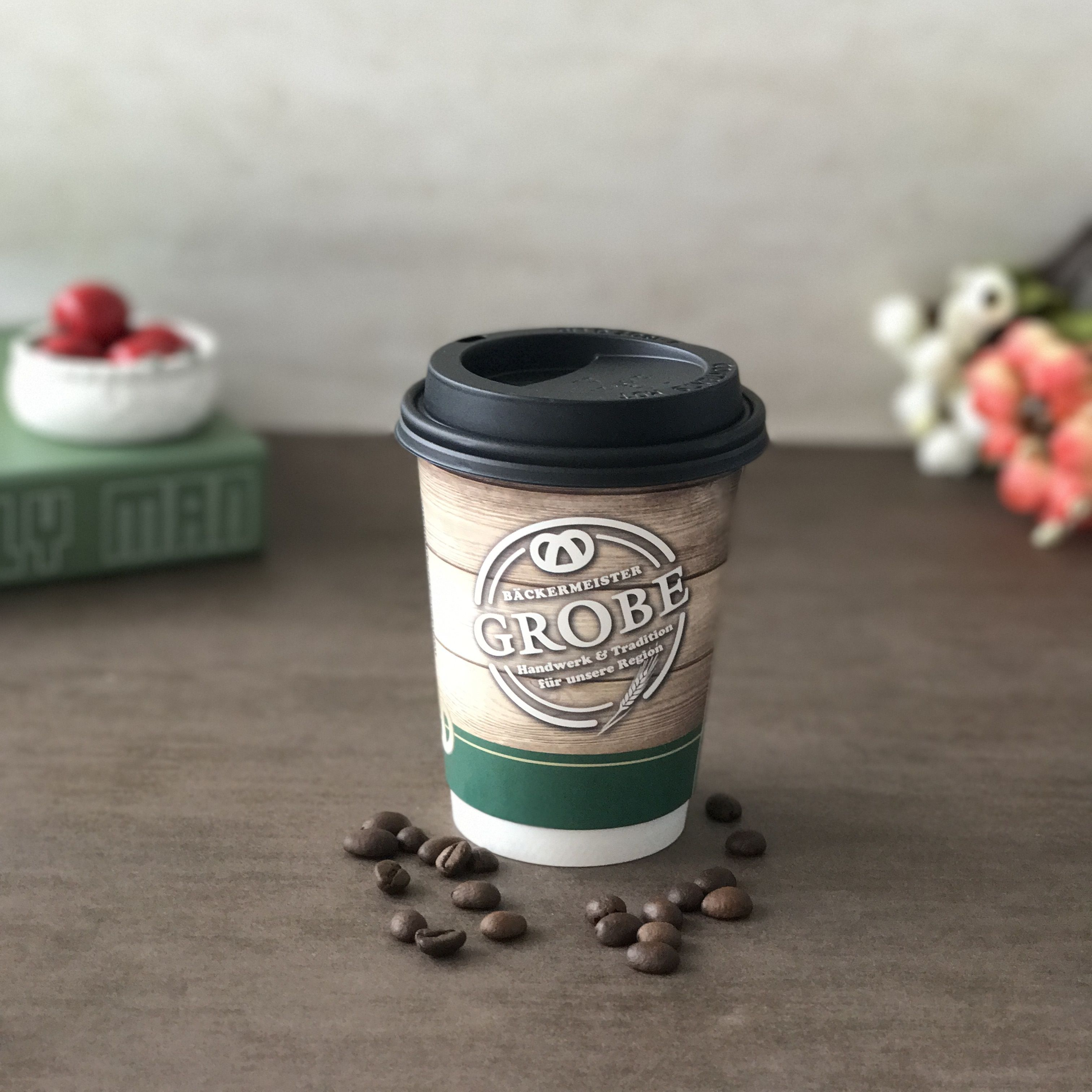 Insulated Double Wall Paper Cups