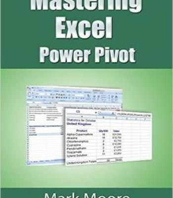 Mastering Excel Powerpivot PDF Software Pinterest Software