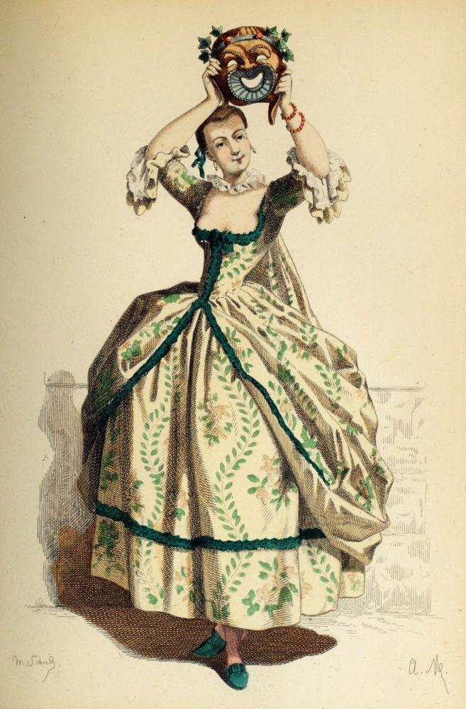 Colombina in Commedia de\'ll arte by Lauren Luo on Prezi | commedia ...