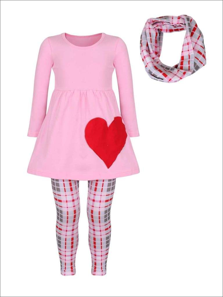 Kids Valentines Pillowcase Dress Little Girls Dress Dress with Roses Dress with Hearts Valentines Day Dress Valentines Outfit