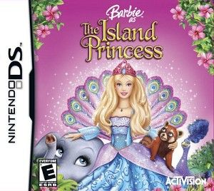 Barbie Island Princess Ds Game With Images Princess Games
