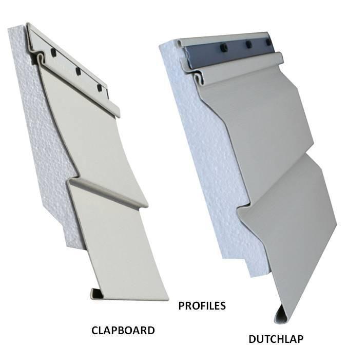 Siding Windows And Insulation Project Mimari Evler