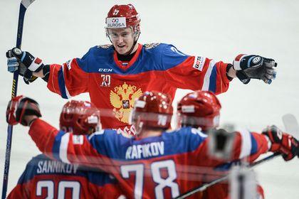 Сборная России обыграла шведов на Кубке Карьяла