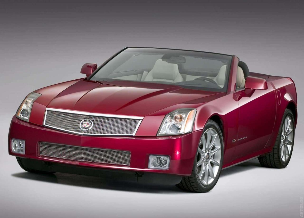 2006 Cadillac XLRV Cadillac Pinterest