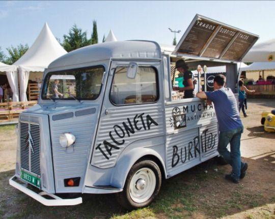 Folkabout Food Truck Branding Food