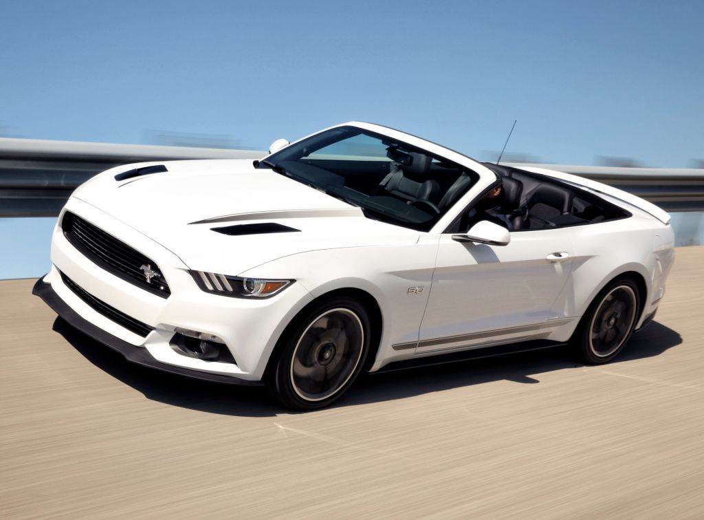 Luxury 2015 Mustang Manual