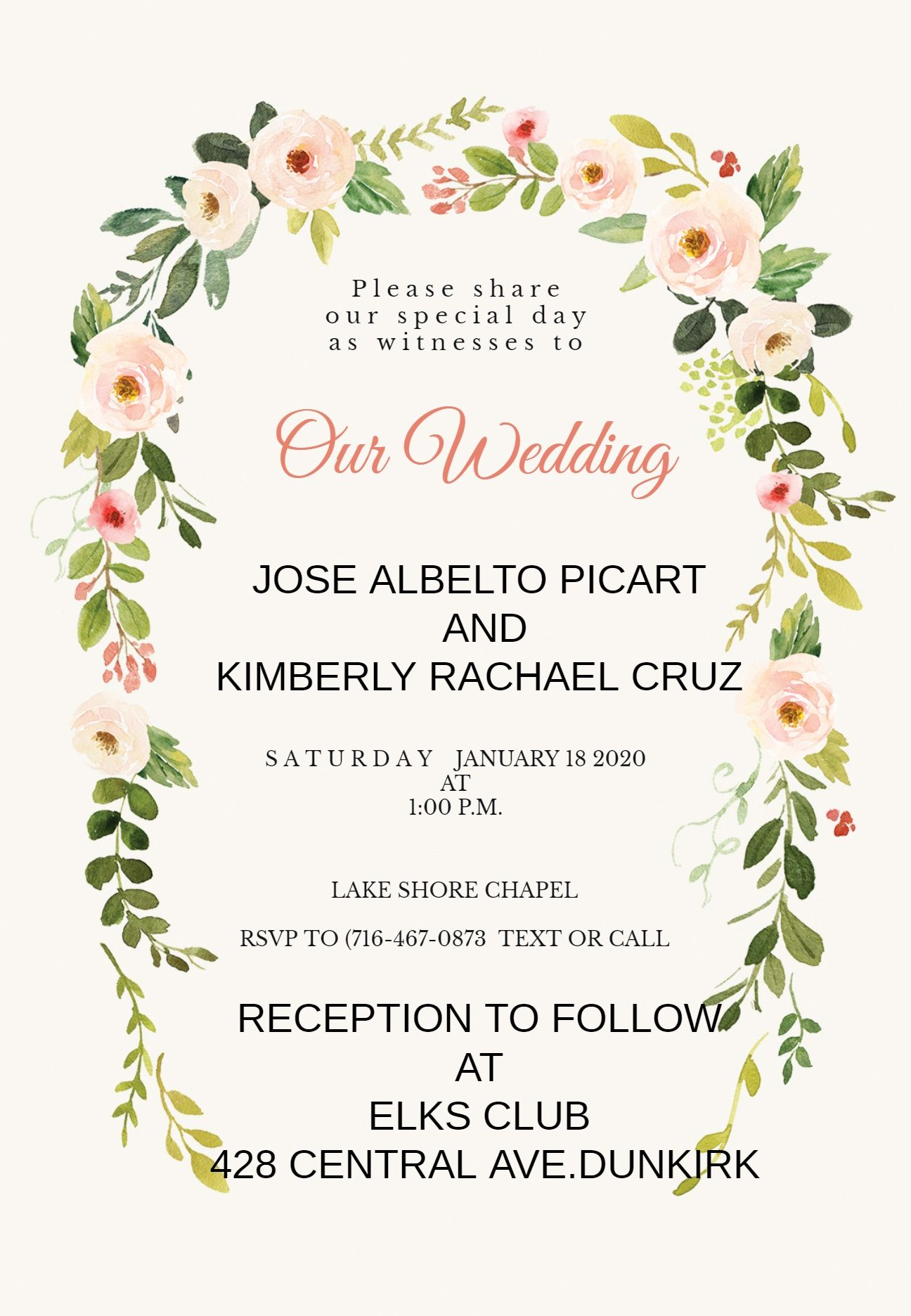 Send Your Invitation Online With Rsvp Greetings Island Invitations Free Greeting Cards Invitation Template