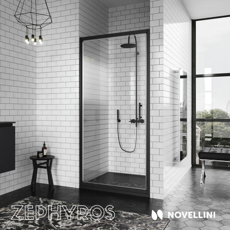 Zephyros exquisite Duschkabinen für ein modernes