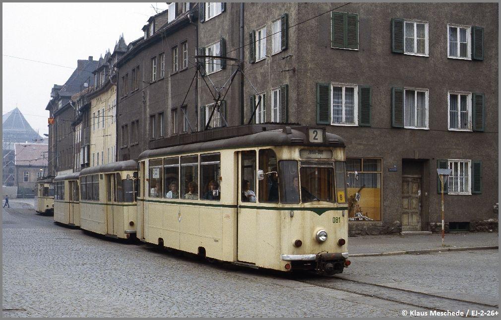 04 Historische Bahn Strassenbahn Jena Eisenbahn