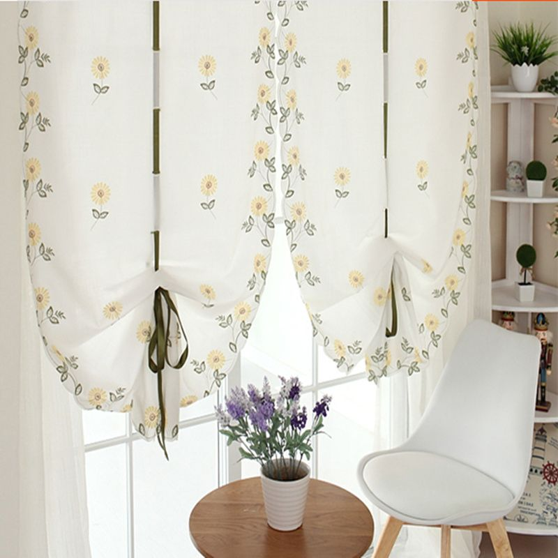 High quality Modern curtain window screening,Bedroom Living Room - cortinas para cocina modernas