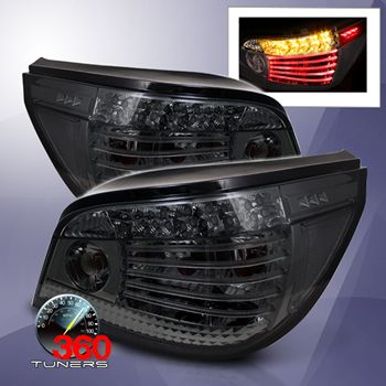 BMW E60 5-series LED Tail Lights | BMW Parts & Accessories