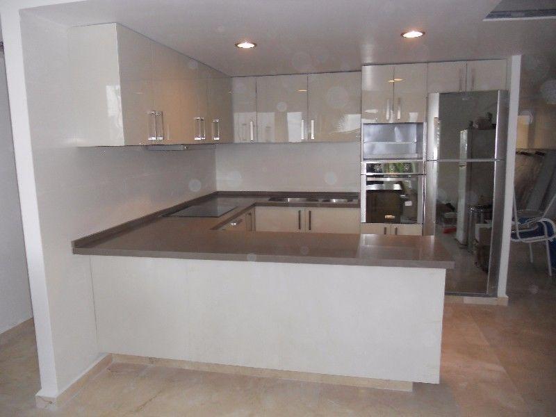 Cocinas integrales artesanales de dise o en aluminio for Diseno de cocinas integrales