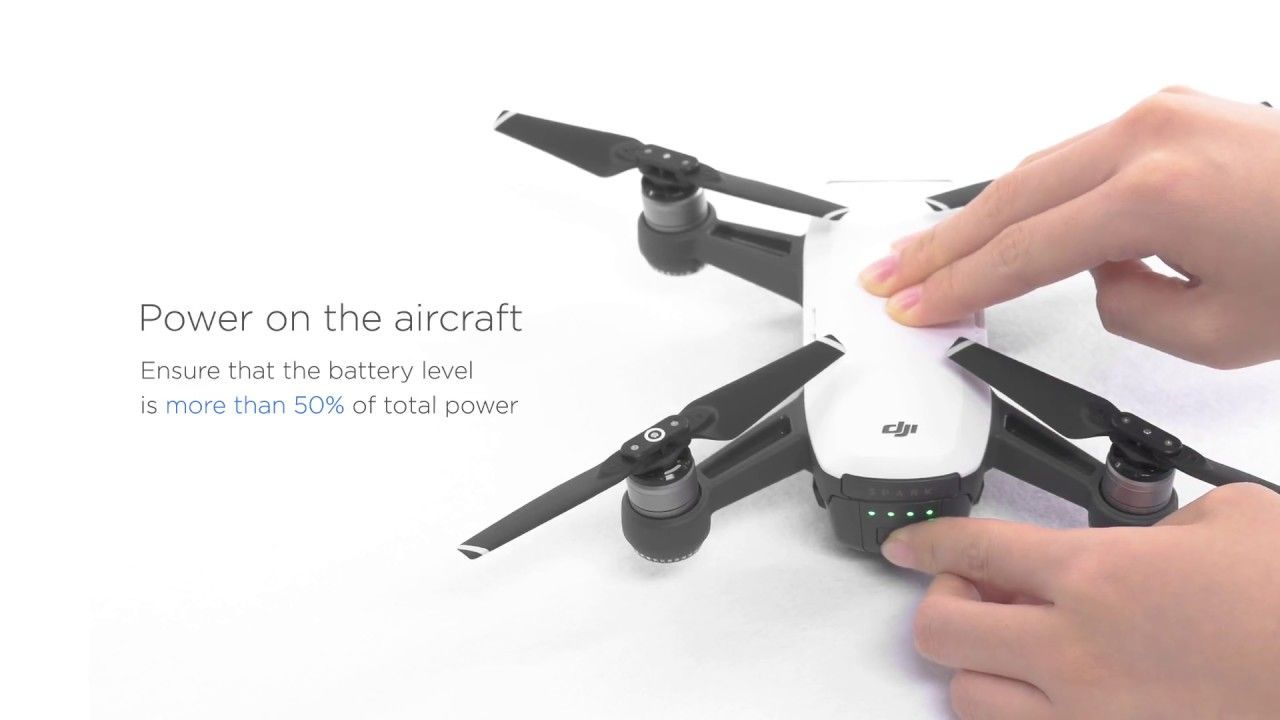 DJI Quick Tips - Spark - Updating the Firmware with DJI Assistant 2