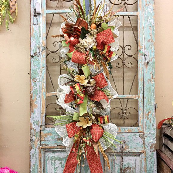 fall door swag fall wreath door swag thanksgiving swag thanksgiving wreath