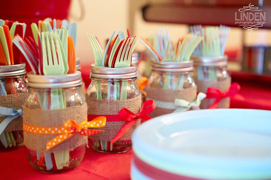 1st Birthday Party | One Year Photography | Party Favors and Details | Linden Photography + Design