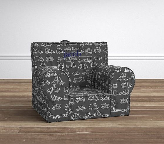 Lightweight And Supremely Cushioned, Itu0027s Easy To Move This Cozy, Kid Sized  Chair To Any Room To Create A Special Just For Them Spot.