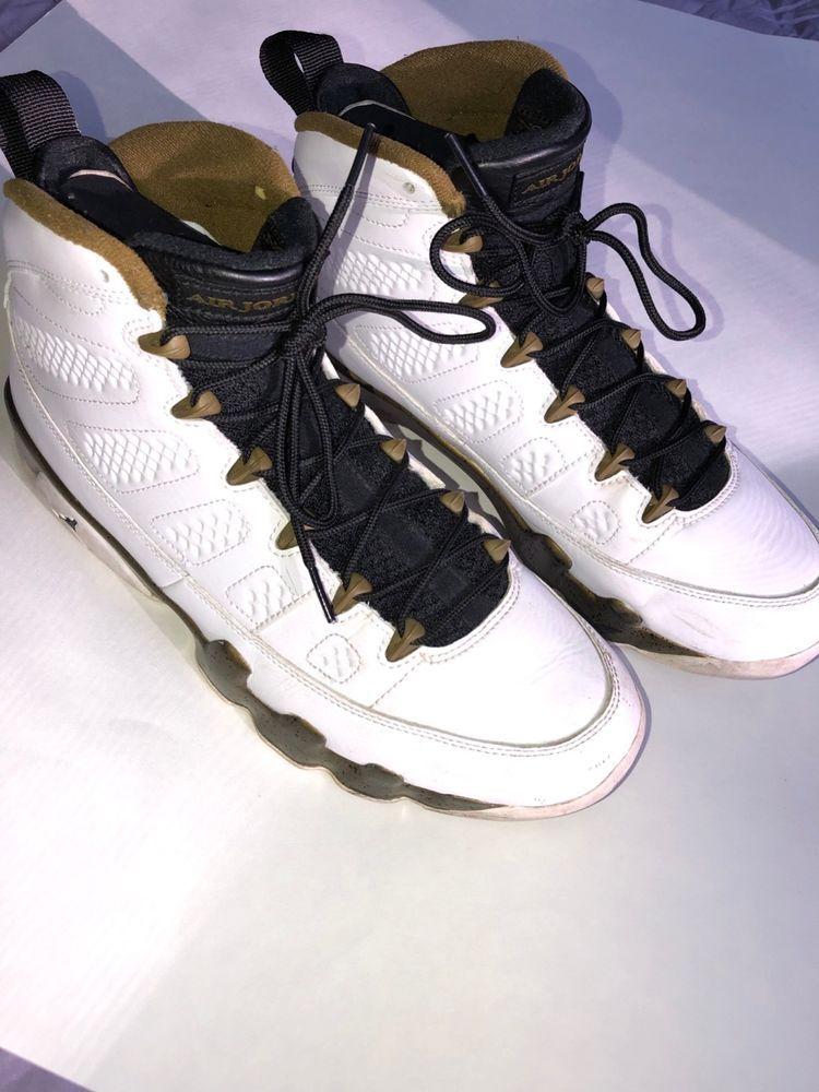 076836f8518 AIR JORDAN RETRO 9 IX WHITE MILITIA GREEN COPPER STATUE SIZE 10.5 #fashion  #clothing #shoes #accessories #mensshoes #athleticshoes (ebay link)