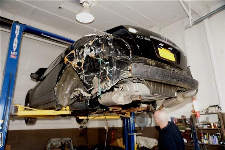 Staten Island Auto Body Car Repair Frame Straightening Wheel Alignment Machine Auto Body Wheel Alignment