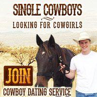 Cowboy dating service