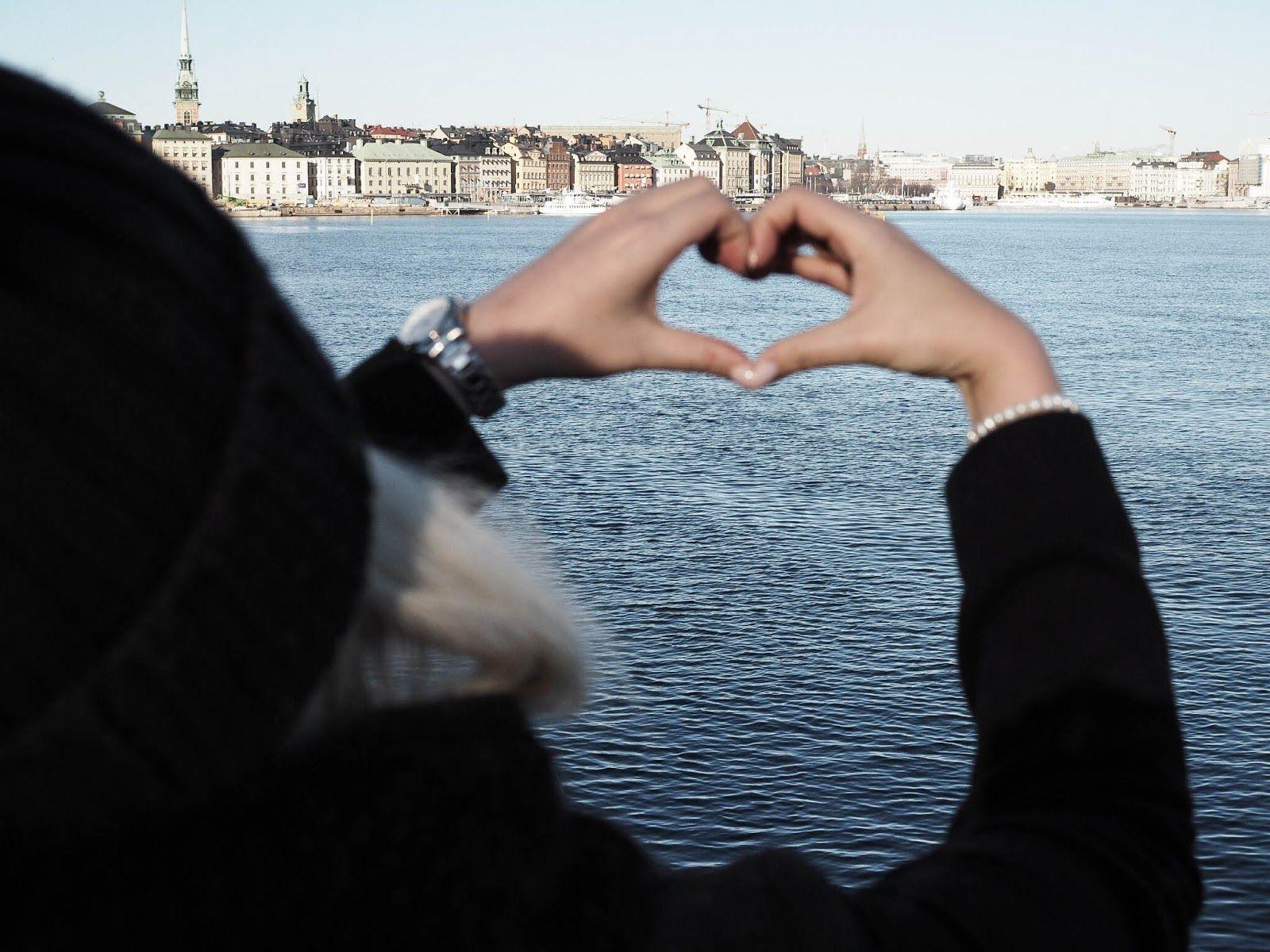 Sunny Stockholm