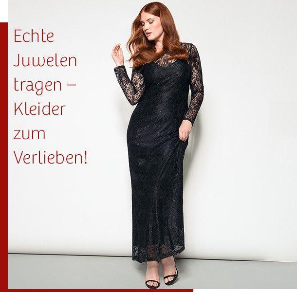 Anna Scholz for Sheego - Designermode in großen Größen