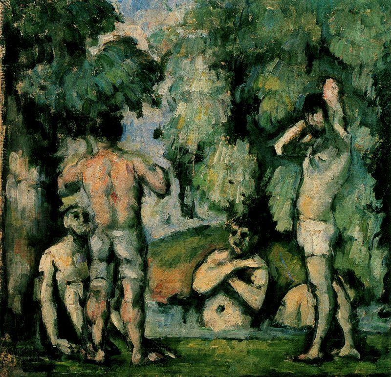 Paul Cezanne Cezanne