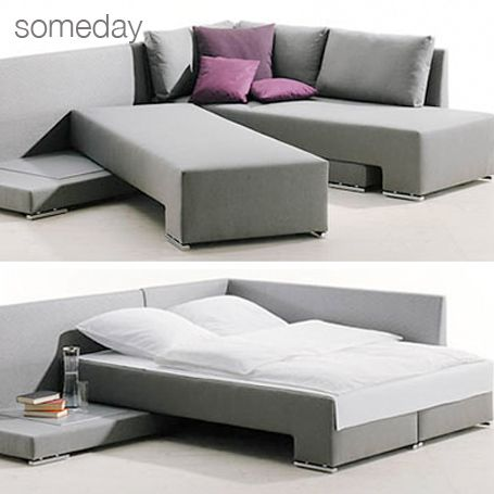 Someday Today Transformer Sofa From Die Collection