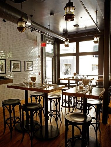Pin By Paul Callahan On Restaurant Aesthetics Oyster House Restaurant Interior House