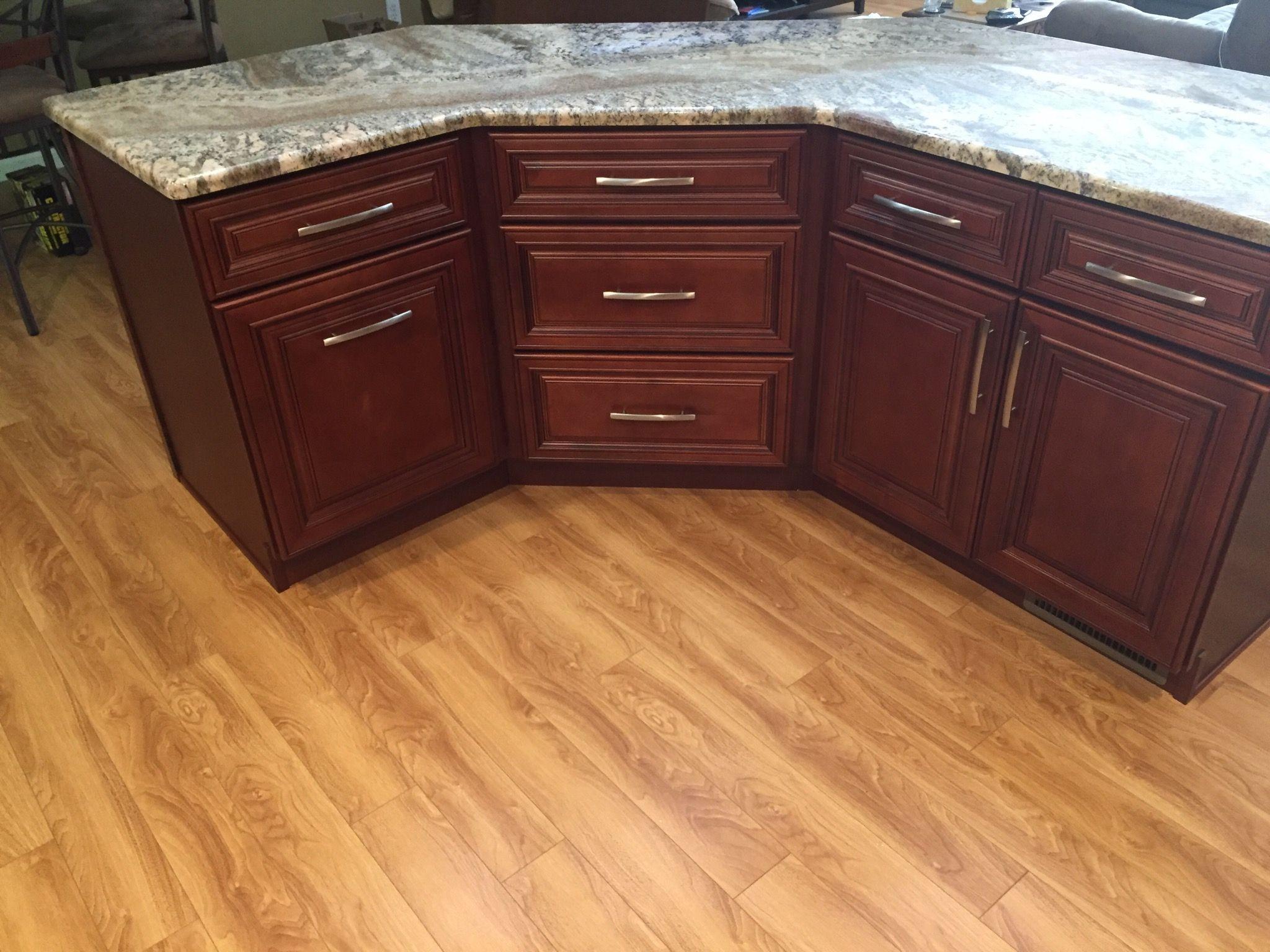 Lily Ann Kitchen Cabinets Charleston Cherry Kitchen Cabinets Remodel By Lily Ann Cabinets