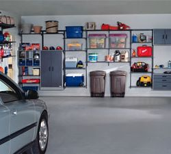 Gliderol® New Zealand - Garage Storage Solutions Section - NZ Manufacturer of residential and industrial roller doors