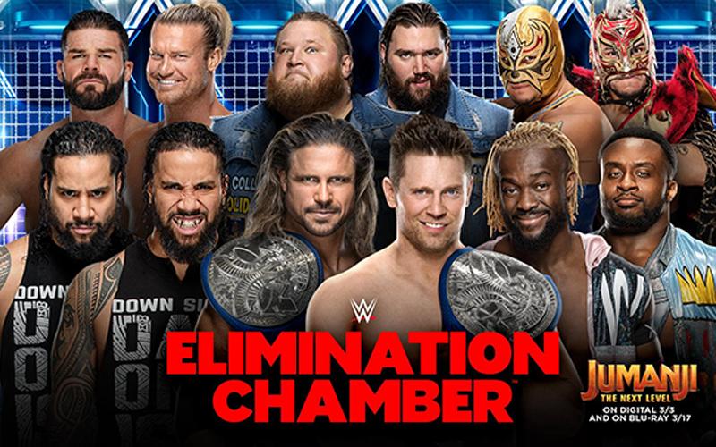 Matches Start Time For Wwe Elimination Chamber 2020 Wrestling News Wwe Wrestling Videos