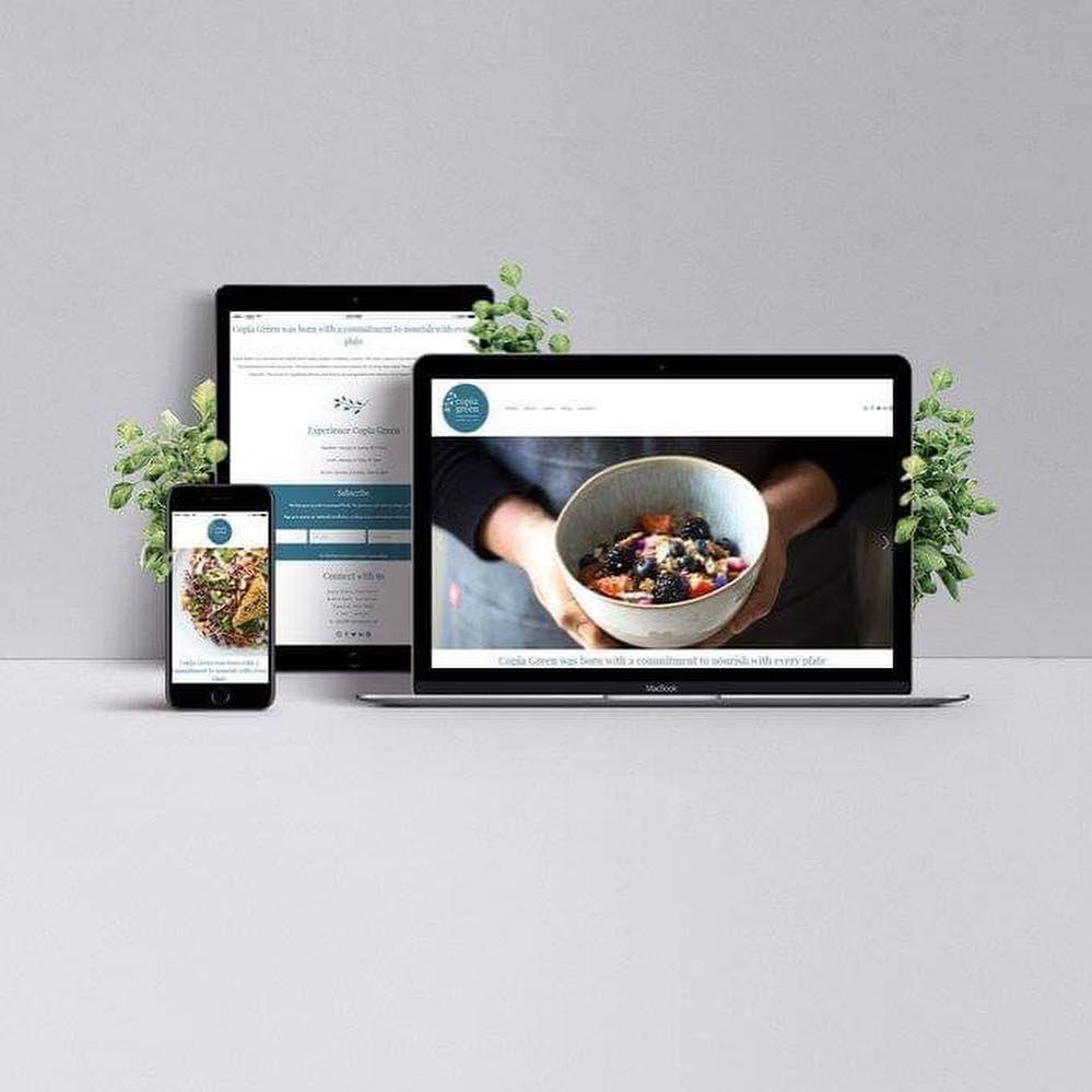 Karimacreative Website Design For Restaurant By Karima Creative