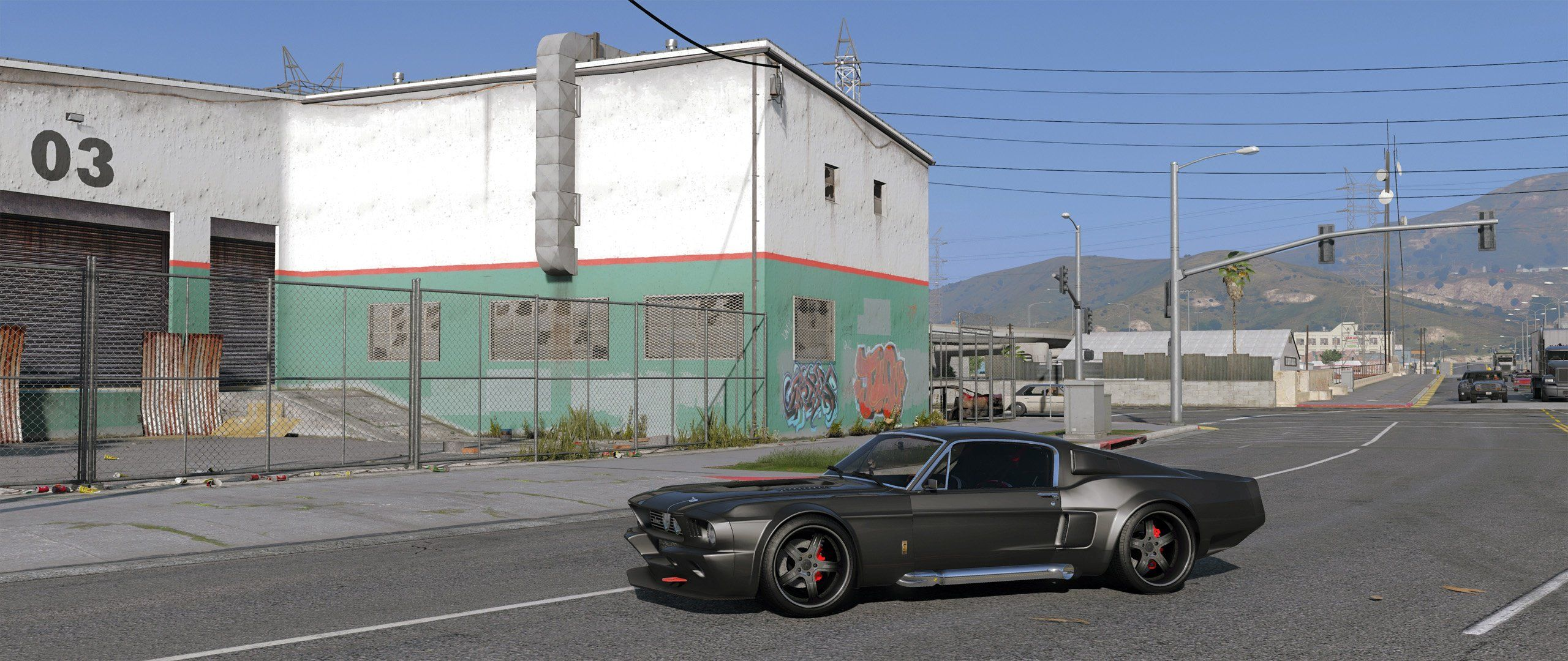 Yet Another GTA 5 Graphics Enhancement Mod Appears