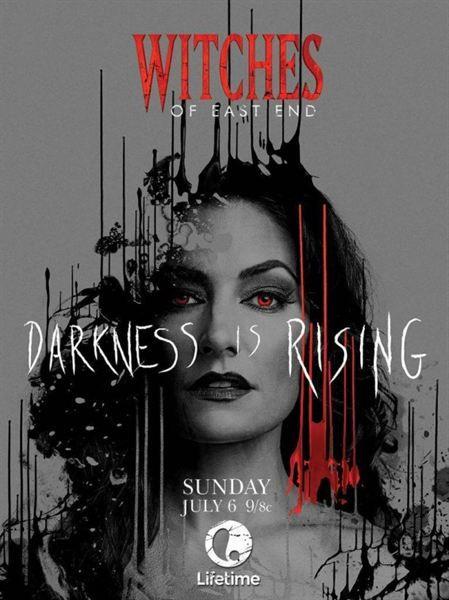 Witches Of East End Ganha Novos Cartazes Individuais A Escuridao