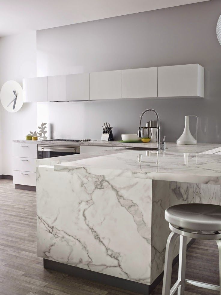 how to make laminate benchtop look like stone