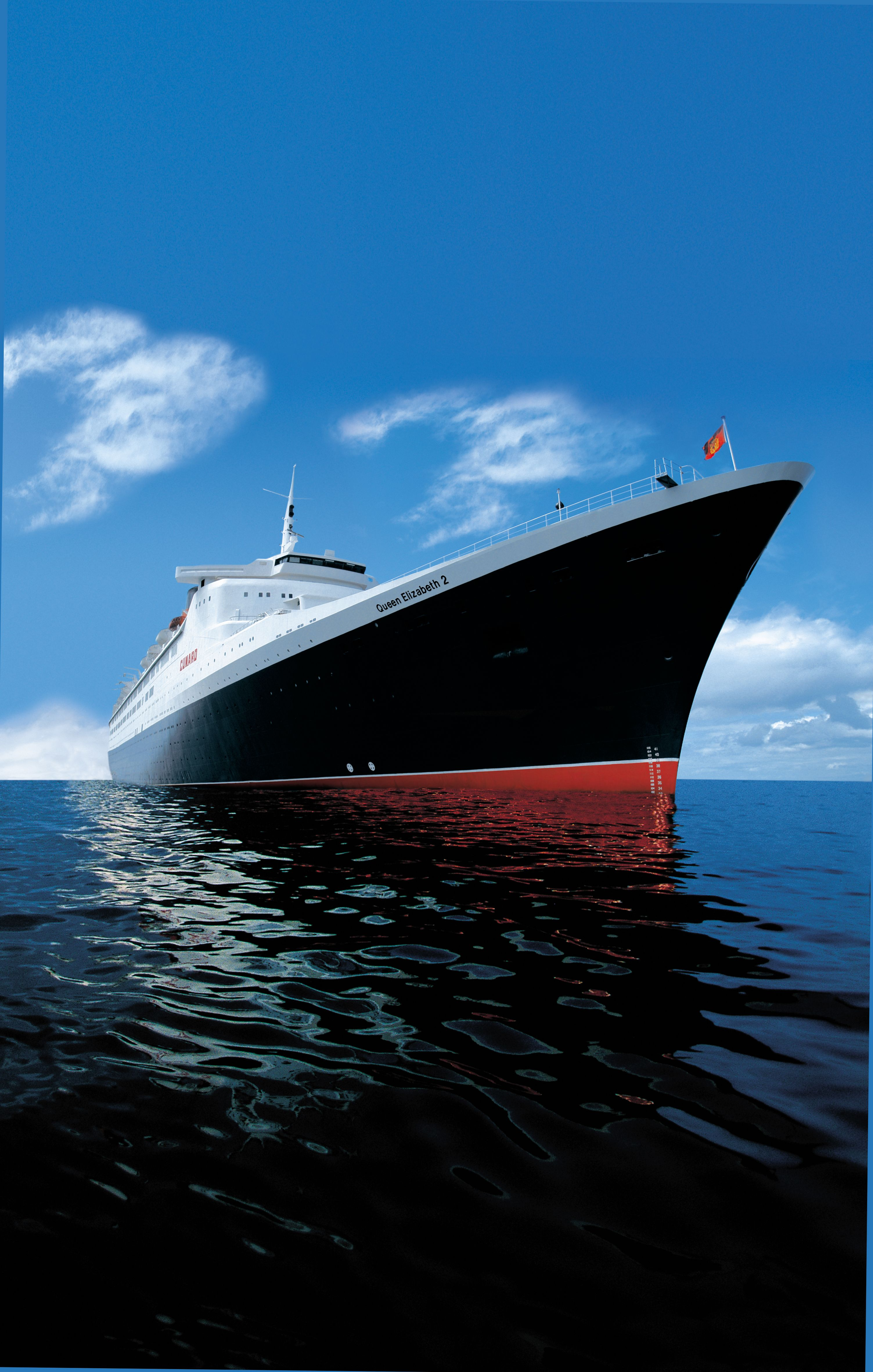 Qe2 Cruise Liner Most Beautiful Ship In The World I