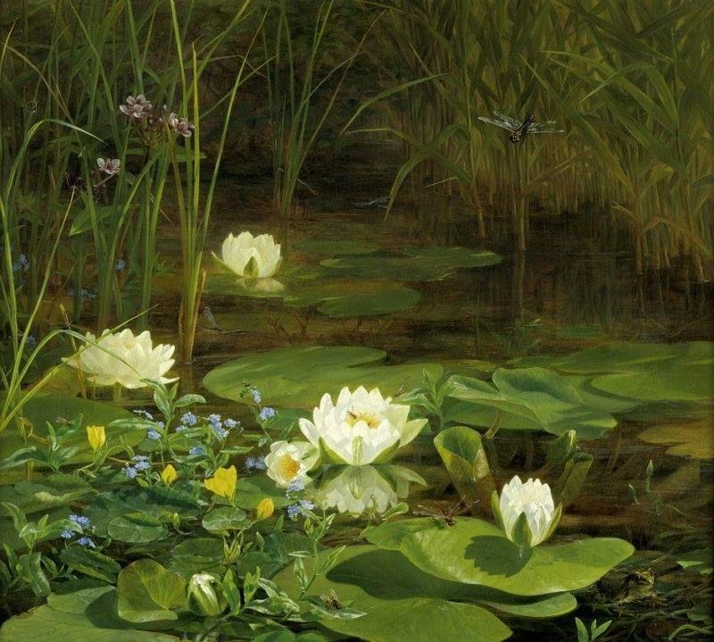 Opera pittorica di  Anthonore Christensen