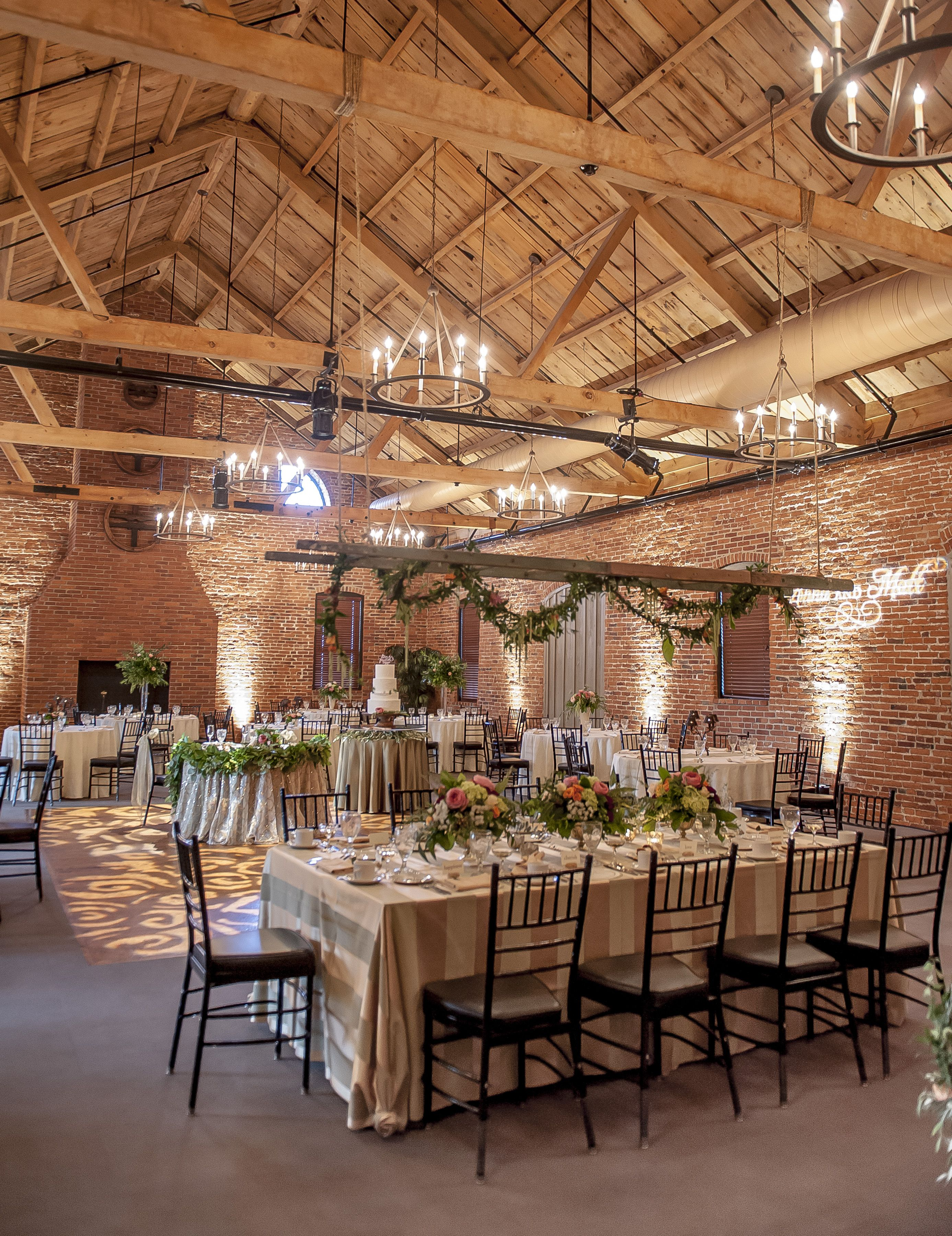 gilded woodlands wedding venue the ballroom at cork factory hotel in lancaster pa